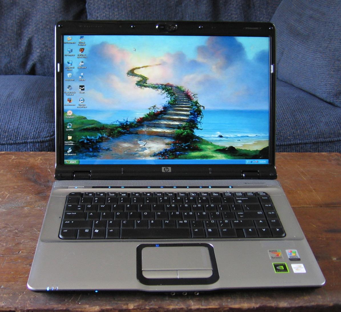 HP DV6000 Laptop Heat Sink For Sale