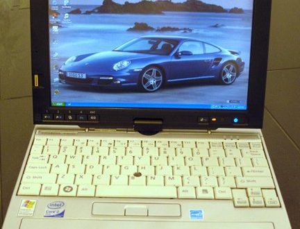 Fujitsu Lifebook p1620 Body Hing All Parts For Sale