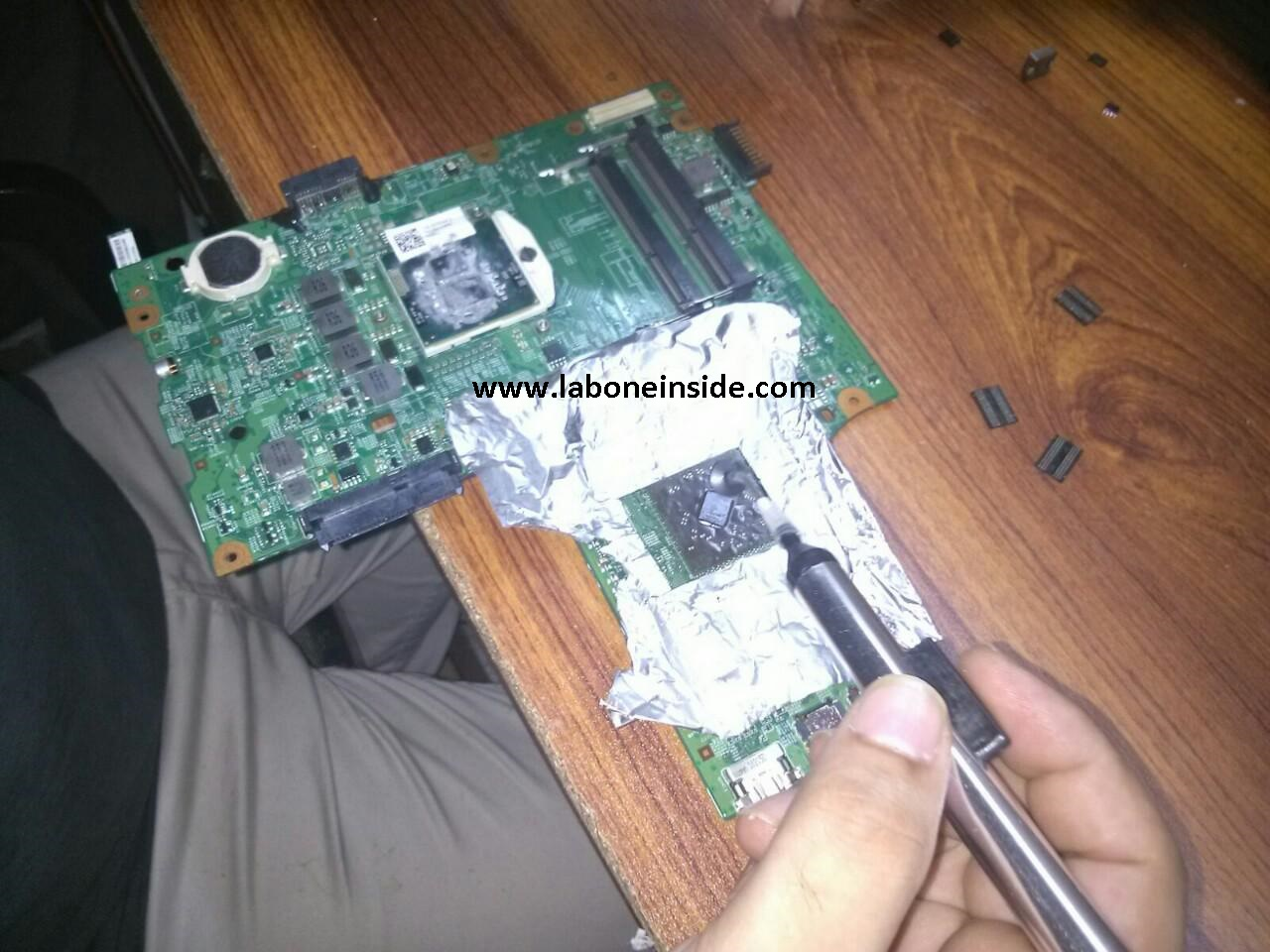 HP Laptop Ladeproblem