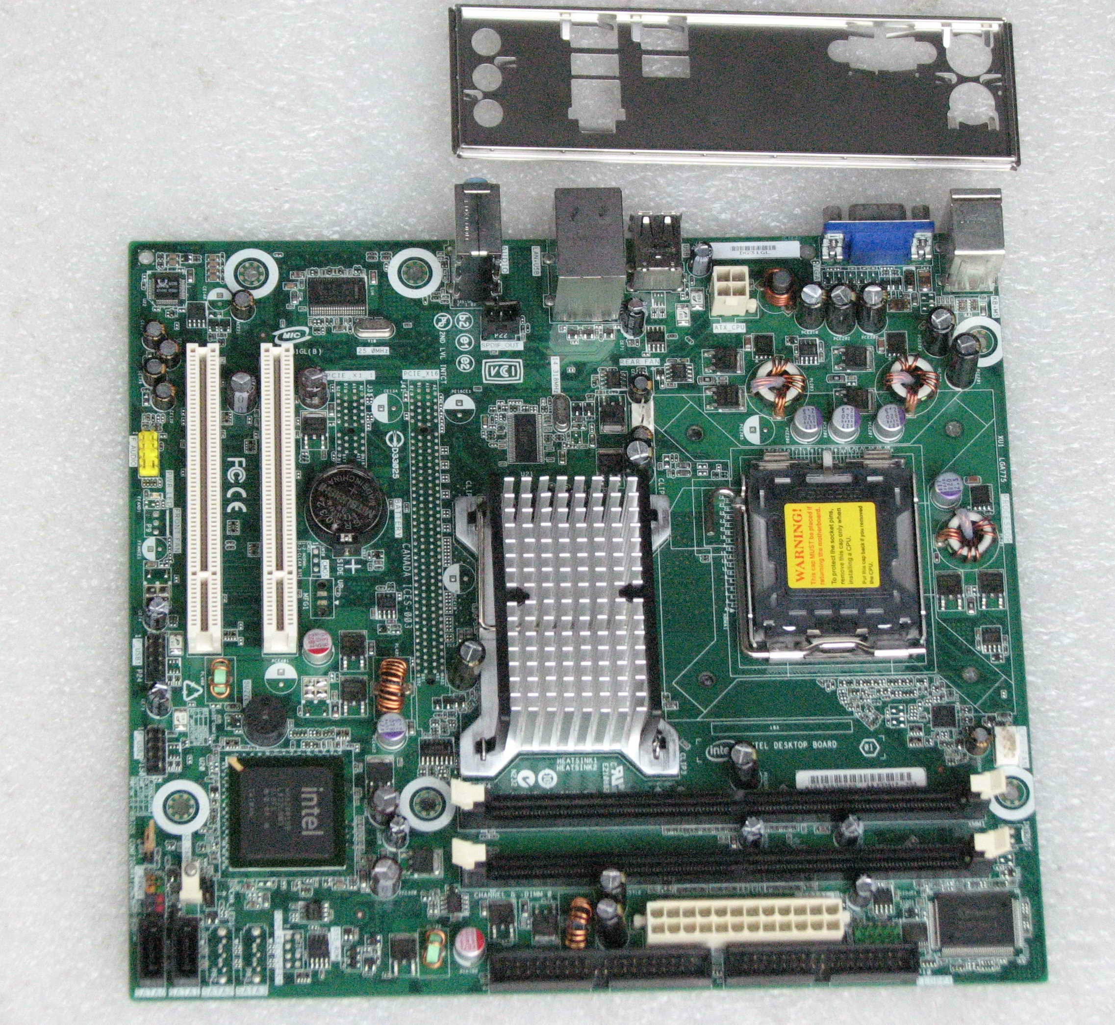INTEL MOTHERBOARD DG31GL AUDIO DRIVER DOWNLOAD
