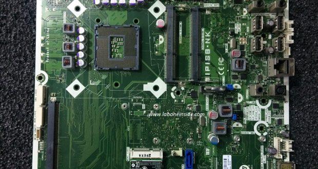 HP Envy 23 TouchSmart Bios Bin