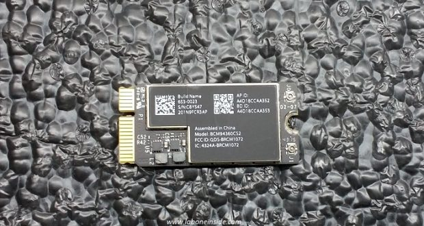 Apple MacBook Air A1466 2015 WIFI Card For Sale