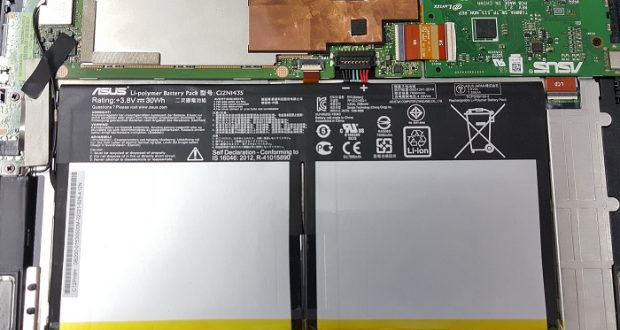 Asus Transformer Book T100HA laptop won't power on solution