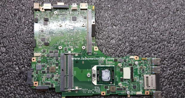 MSI Gx70 display problem solution