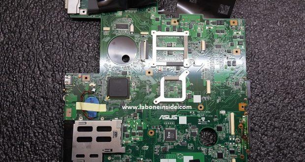 ASUS G50V laptop display problem solution
