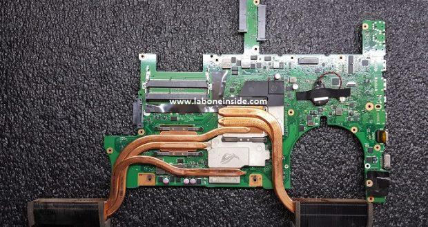 ASUS ROG G751JY notebook BIOS firmware chip