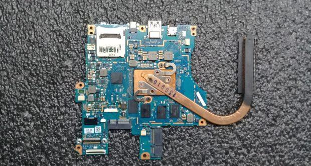 Toshiba Portege Z10T-A use laptop motherboard