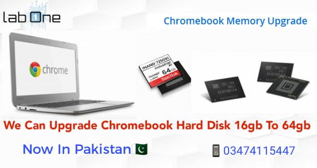 increase chromebook memory in pakistan lahore karachi islamabad