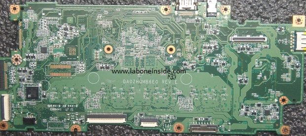 use Acer Chromebook C730 motherboard