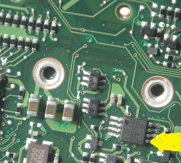 No Password BIOS CHIP for Lenovo ideapad Miix 510-12IKB