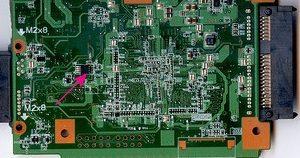 location of IBM Lenovo ThinkPad T420 password eeprom ic   Lab-One